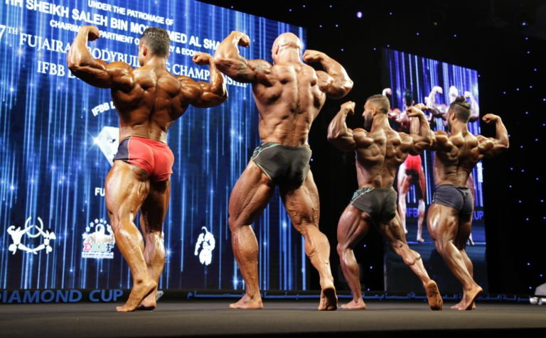 IFBB Classic Physique rules in detail