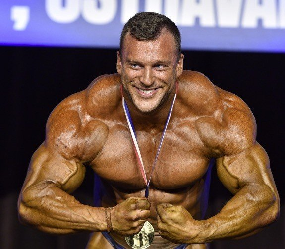 OFFICIAL RESULTS: 2018 IFBB Diamond Cup Ostrava