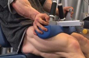 FEATURE: Training legs