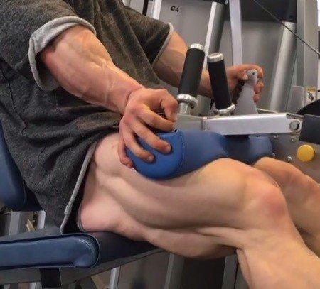 FEATURE: Training legs with IFBB Pro Nicolas Vullioud