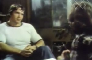 Rare 1977 interview