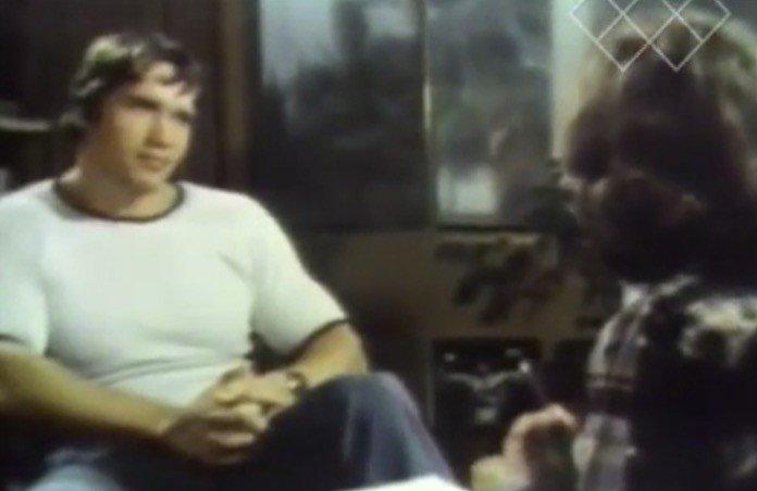 Rare 1977 interview