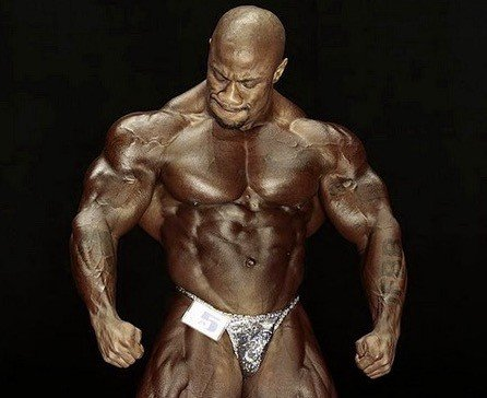 Charles Griffen wins the 2018 IFBB Pro Muscle Mayhem