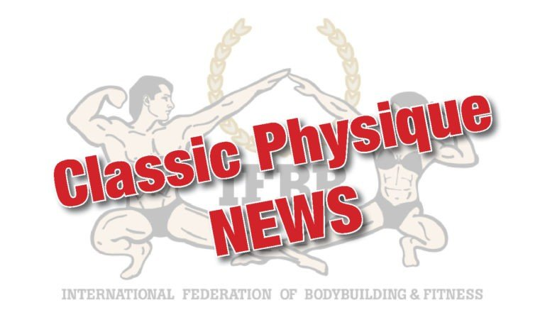 IFBB introduces Classic Physique to their competition schedule
