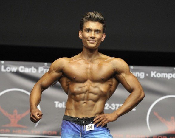9540fadfe5 Int. Austrian Championship 2018 - Men Physique (MP) up to 178cm review