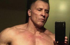 Milos Sarcev shocks bodybuilding world