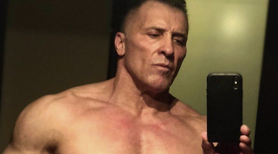 Milos Sarcev shocks bodybuilding world