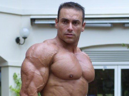 Bodybuilding star Charlie Duca talks about career, diet and contest prep in latest interview