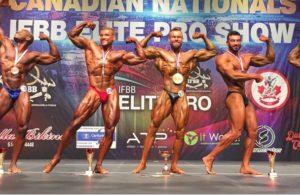 RESULTS: IFBB Elite Pro Show
