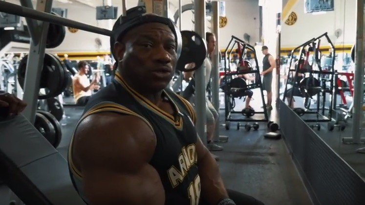 WATCH: Dexter Jackson's Road to the 2018 Olympia