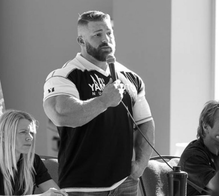 """""""This is my last 212 Olympia"""" – Flex Lewis"""