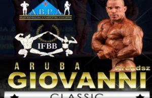Giovanni Classic Aruba IFBB ELITE PRO