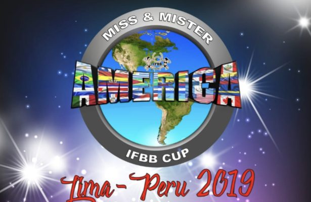 Miss & Mr America IFBB Cup 2019