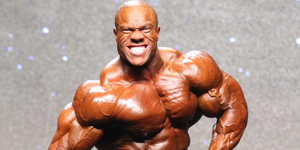 phil heath interview