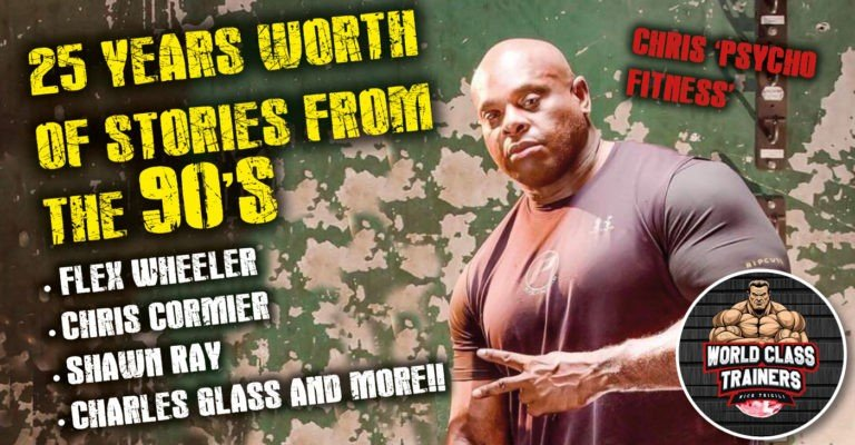 PODCAST: Controversial interview with Chris 'Psycho Fitness' by Nick Trigili