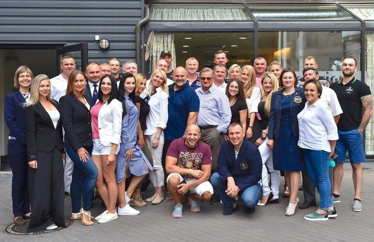 Successful IFBB Judges Course & Seminar in Lithuania
