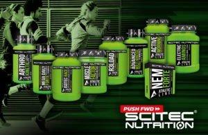 Scitec Nutrition Targets endurance