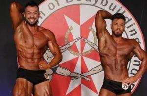 Maltese athletes compete