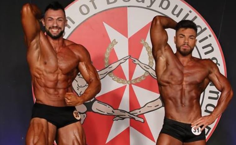 Maltese athletes compete for 2018 Arnold Classic Europe qualification