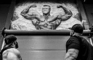 Flex Lewis remembers Dallas