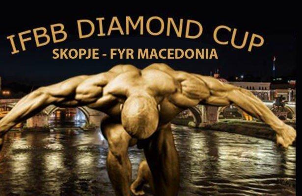 2018 IFBB Diamond Cup - Skopje