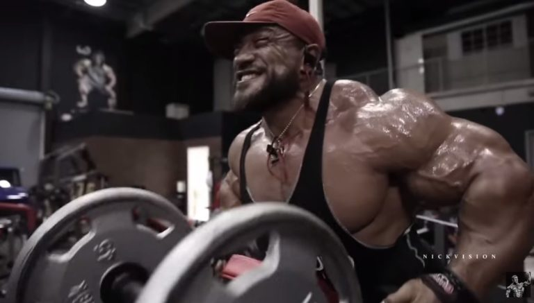 WATCH: Roelly Winklaar – The Beast is ready for the 2018 Olympia