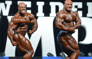 WATCH: 2018 Mr. Olympia Preview