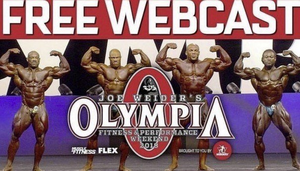 2018 Olympia Weekend LIVE Streaming