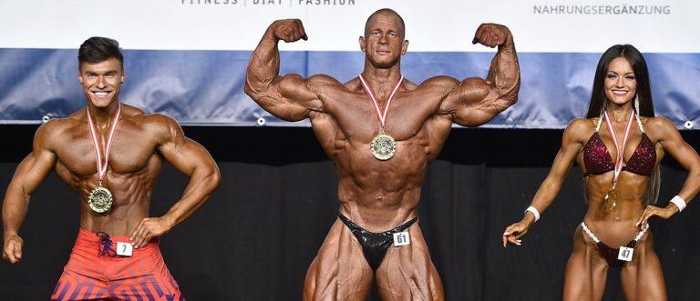 RESULTS & PHOTOS: 2018 IFBB Diamond Cup/IFBB Elite Pro Austria
