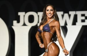 RESULTS: Angelica Teixeira wins