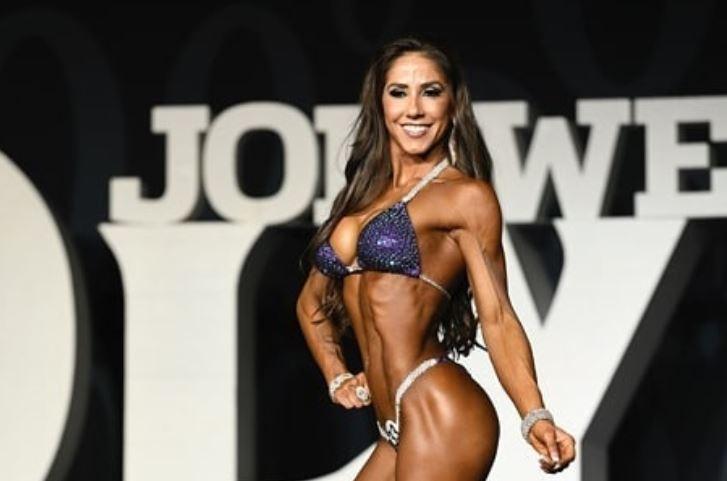 RESULTS: Angelica Teixeira wins the 2018 Bikini Olympia