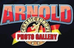 PHOTOS: 2018 Arnold Classic Europe