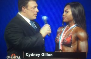 RESULTS: Cydney Gillon wins