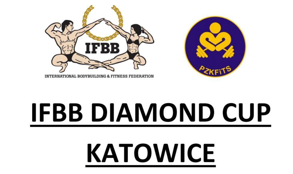2018 IFBB Diamond Cup Series - Katowice (Poland)