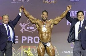 RESULTS & PHOTOS: 2018 IFBB Elite Pro South America