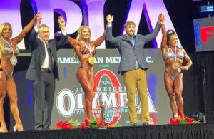 RESULTS: Whitney Jones wins