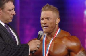 RESULTS: Flex Lewis wins