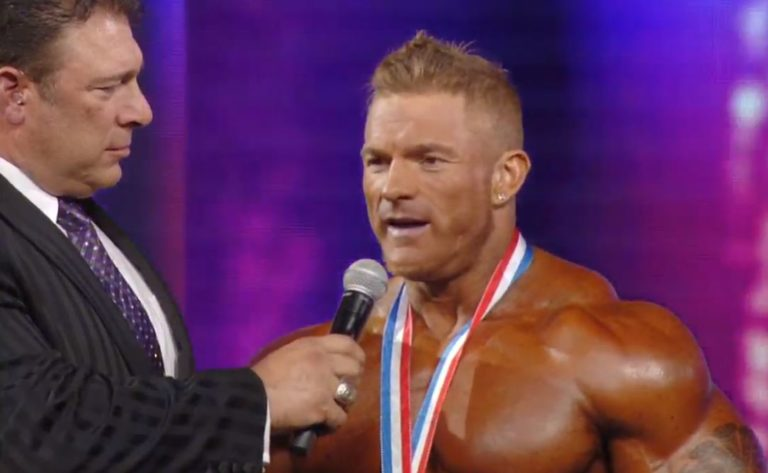 RESULTS: Flex Lewis wins 212 Olympia for the seventh consecutive year