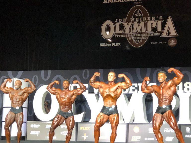PHOTOS: 2018 Olympia Weekend