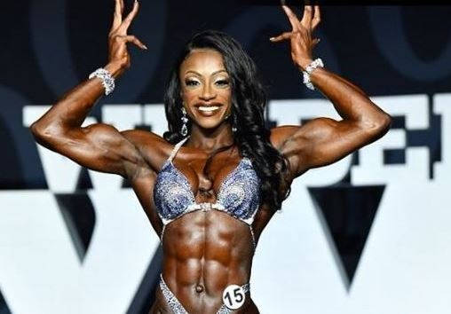 RESULTS: Shanique Grant wins the 2018 Women's Physique Olympia