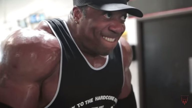 WATCH: Shawn Rhoden's Road to the 2018 Olympia