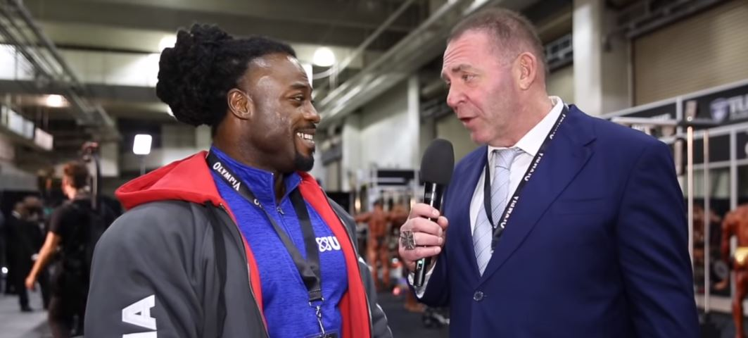 WATCH: 2018 Mr. Olympia - Rhoden