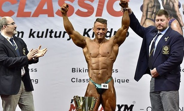 2018 IFBB Fitness Mania Classic