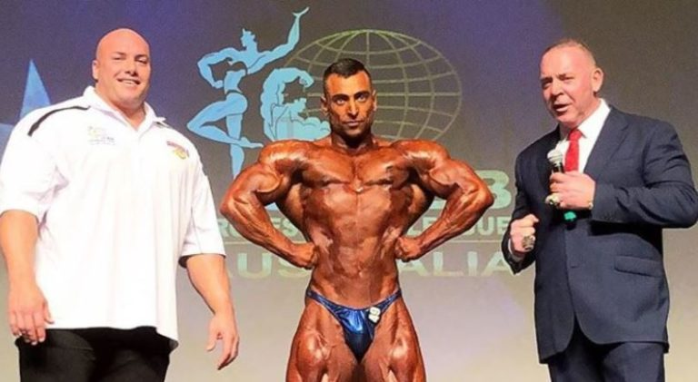 PHOTOS & RESULTS: IFBB Pro Victorian State Championships Australia
