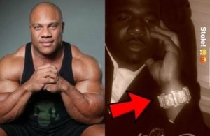 WATCH: Phil Heath - Controversy surrounds