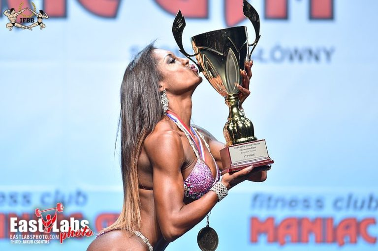 RESULTS & PHOTOS: 2018 IFBB World Fitness Championships