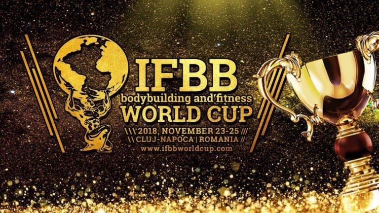 2018 IFBB World Cup Romania – 14 IFBB Elite Pro cards up for grabs