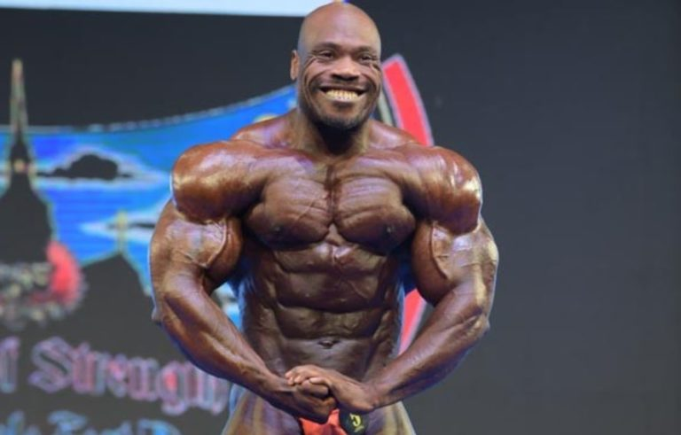 Results: Maxx Charles wins in Romania to qualify for 2019 Olympia