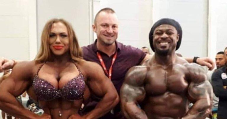 Incredible size of Nataliya Kuznetsova freaks out bodybuilding world