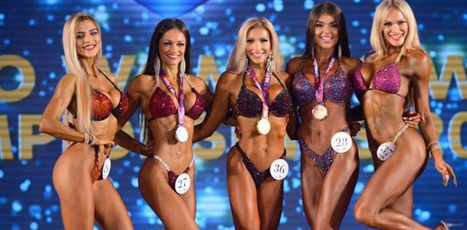 Results Photos 2018 Ifbb Elite Pro Female World Championships